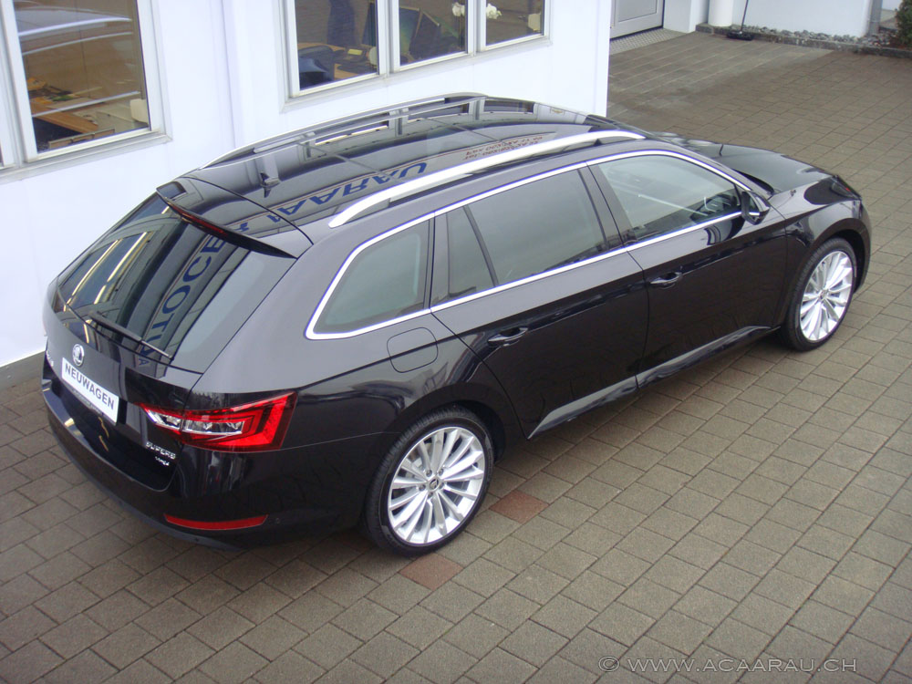 skoda superb 2 0 tdi style 4 4 kombi autocenter aarau. Black Bedroom Furniture Sets. Home Design Ideas